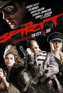 The Spirit 2008 Rotten Tomatoes
