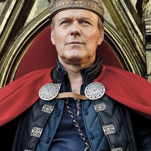 Anthony Head as Uther Pendragon