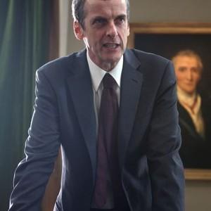 Peter Capaldi as Malcolm Tucker