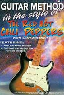 Guitar Method in the Style of the Red Hot Chili Peppers