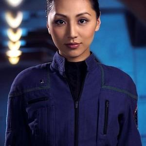 Linda Park as Ensign Hoshi Sato