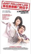 Just Follow Law: Wo zai zheng fu bu men de ri zi
