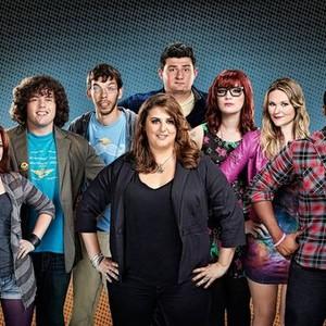 Dani Snow, Salvatore Fringo, Andrew Duvall, Regina Carpinelli, Paul Perkins, Molly McIsaac, Kristin Hackett and Mike Reed (from left)