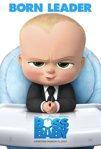 The Boss Baby 2017 Rotten Tomatoes