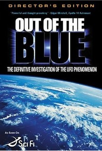 Out of the Blue - The Definitive Investigation of the UFO Phenomenon