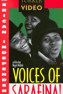 Voices of Sarafina!