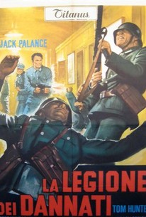 Battle of the Commandos (La legione dei dannati) (Legion of the Damned)