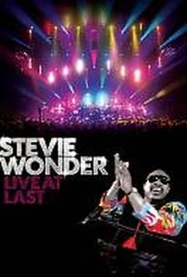 Stevie Wonder - Live At Last