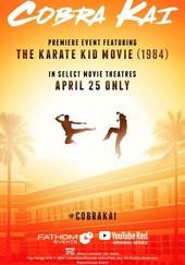Cobra Kai Premiere Event Feat. The Karate Kid