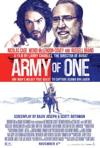 army of one 2016 rotten tomatoes