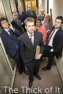 The Thick of It: Season 1 - Rotten Tomatoes