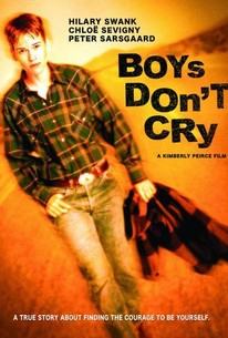 Boys Don't Cry