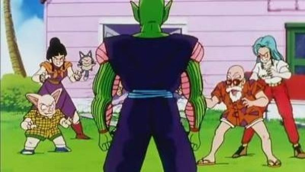 Dragon Ball Z Season 4 Rotten Tomatoes Was doing quite well against nail fused piccolo. dragon ball z season 4 rotten tomatoes