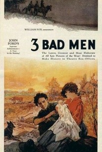 Three Bad Men