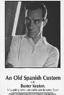 Old Spanish Custom