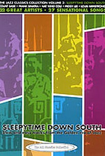 Sleepytime Down South: Slow and Easy Tracks from the Golden Era of Jazz