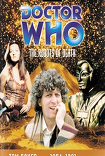 Doctor Who - The Robots of Death