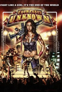 From Parts Unknown Fight Like A Girl 2015 Rotten Tomatoes