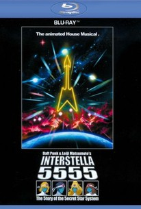 Daft Punk & Leiji Matsumoto's Interstella 5555: The 5tory of the 5ecret 5tar 5ystem