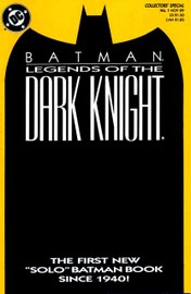 Legends of the Dark Knight: The History of Batman