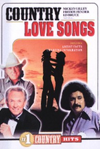 #1 Country Hits: Country Love Songs