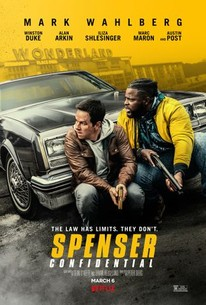Spenser Confidential 2020 Rotten Tomatoes