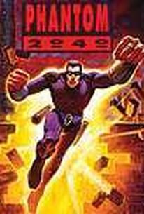 Phantom 2040: The Ghost Who Walks