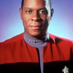 Avery Brooks as Commander Benjamin Sisko