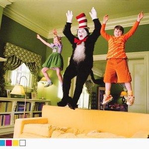 50a03a91 Dr. Seuss' The Cat in the Hat (2003) - Rotten Tomatoes
