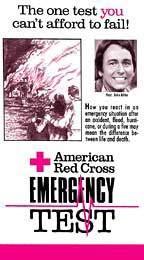 American Red Cross Emergency Test
