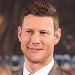 Il 33-anni, 196 cm alto Tom Hopper in 2018 photo