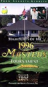 Highlights of the 1996 Masters Tournament