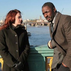 Ruth Wilson and Idris Elba