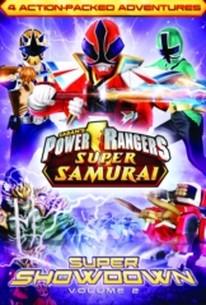 Power Rangers Super Samurai: Super Showdown (Vol.2)