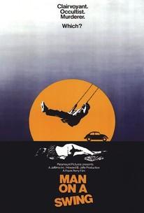 Man on a Swing