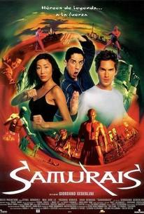 Samouraïs (Samuráis)(Samurai)