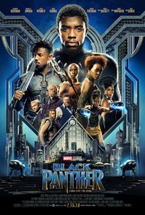 Black Panther (2018) - Rotten Tomatoes