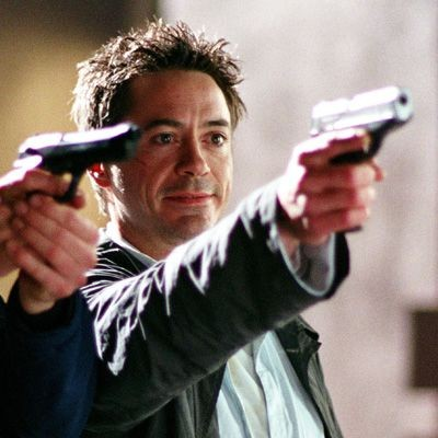 RDJ as Harry Lockhart