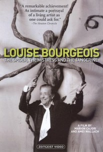 Louise Bourgeois: The Spider, the Mistress and the Tangerine