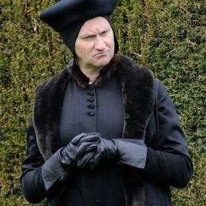 Mark Gatiss as Stephen Gardiner