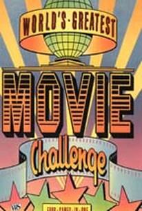 World's Greatest Movie Challenge