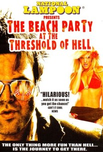 National Lampoon Presents The Beach Party at the Threshold of Hell