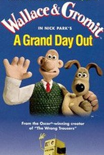 A Grand Day Out With Wallace and Gromit