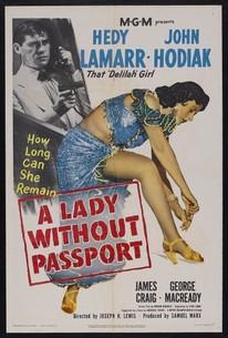 A Lady Without Passport