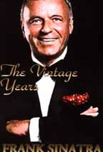 Sinatra: They Were Good Years