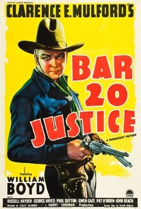 Bar 20 Justice