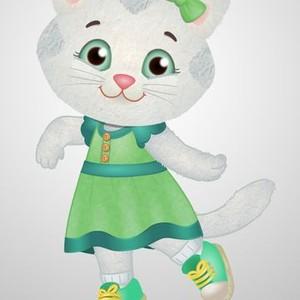 Katerina Kittycat is voiced by Amariah Faulkner