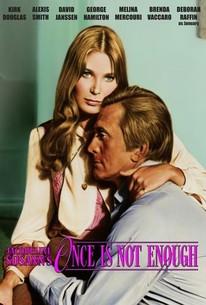 Jacqueline Susann's 'Once Is Not Enough'