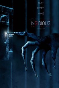 Insidious The Last 2018 Hindi Dubbed HDTS movie poster