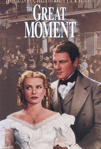 The Great Moment